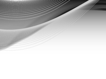 curve line: Vector wavy and curve line. EPS10 with transparency. Abstract composition with blurred lines. Illustration