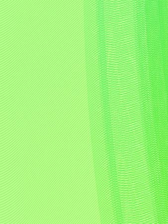 추상 녹색 선 그림