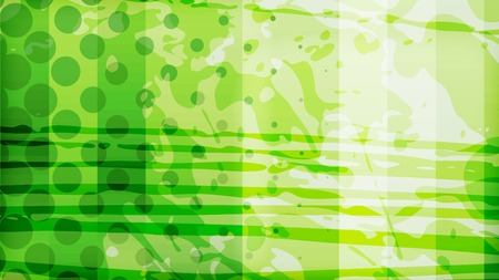 ワイド フォーマット グランジ背景。透明度とグラデーションなしベクトル EPS10。テキストを配置します。自然生態学のテーマ。プレゼンテーションの背景。デジタル壁紙。16:9