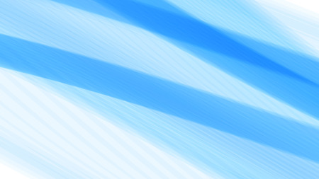 Abstract composition, curve lines with copy space in blue. Lines with illusion of blur effect.