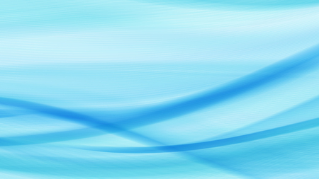 Abstract composition, curve lines with copy space. Lines with illusion of blur effect. Place for text. Background for presentation. Digitally wallpaper. 16 : 9 Illustration