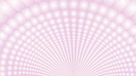 Vector radial blur special effect. Optical illusion of tunnel. Abstract background with perspective. Blurred background. Gradient effect. Abstract vector 3d effect. Illusion of halftone effect.