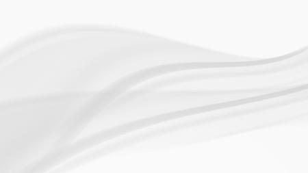 Vektor EPS10 mit Transparenz. Abstrakte Komposition, Kurvenlinien mit Kopierraum. Linien mit der Illusion eines Unschärfeeffekts. Platz für Text. Hintergrund für die Präsentation. Digital Tapete. 16: 9 Vektorgrafik