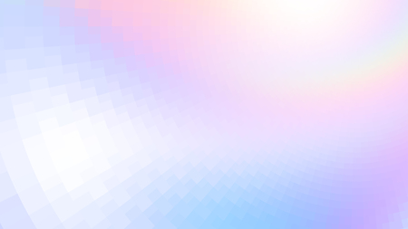 Abstract holographic colors composition with squares. Optical illusion of blur effect. Place for text. Vector EPS10 background for presentation, flyer, poster. Digitally wallpaper.