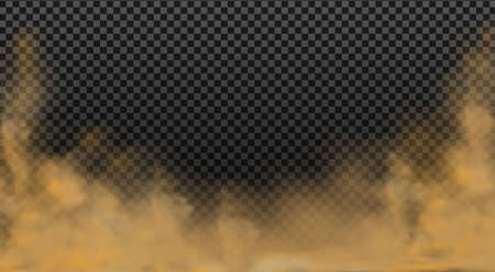 Dust cloud with particles.Realistic vector isolated on transparent background. Stockfoto - 147539287