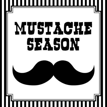 season: Mustache season
