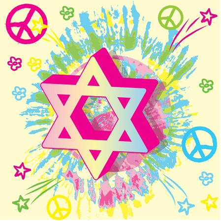 judaism: Judaism peace and religious symbols