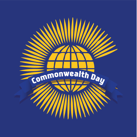 in common: Commonwealth day icon
