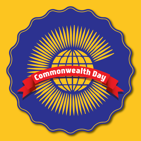 commonwealth: Commonwealth day icon