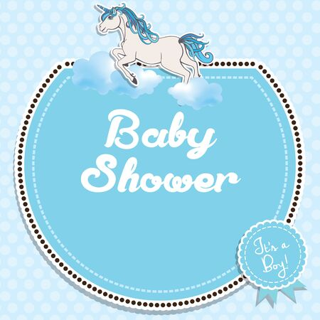 invite congratulate: Baby shower invitation