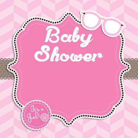 invite congratulate: Baby shower invitation