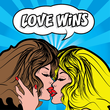 wins: marriage - Love Wins Illustration
