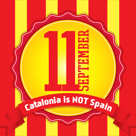 statements: Catalonia is not Spain and 11th Septemble