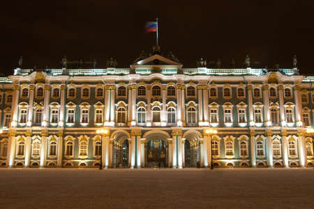 piter: Russia. St.-Petersburg. The Hermitage (Winter Palace)