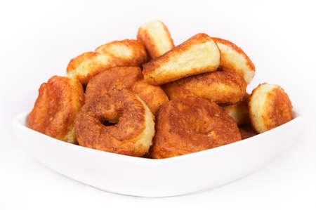 cagliata: Cagliata casalinga frittella