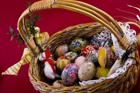 craftwork: Easter  decoration