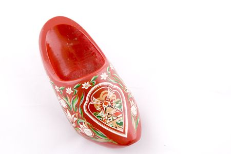 klompen: Traditional wooden dutch cloggs