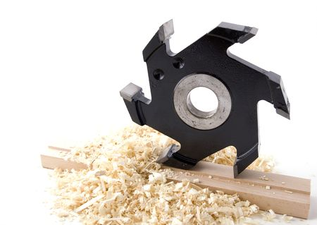 Woodworking tool, milling cutter