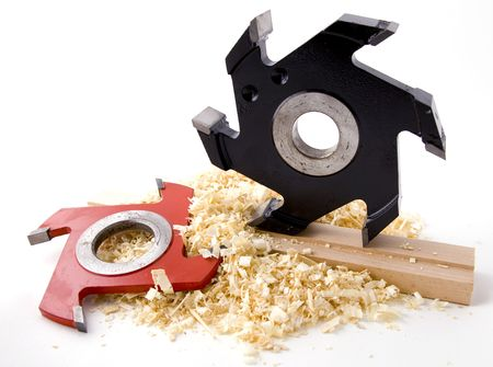 wood cutter: Woodworking tool, milling cutter