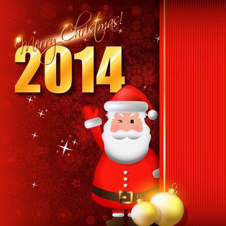 hapy: Hapy new 2014 year card