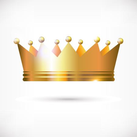 corona de rey: La Corona Foto de archivo