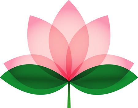 buddha tranquil: Lotus blossom