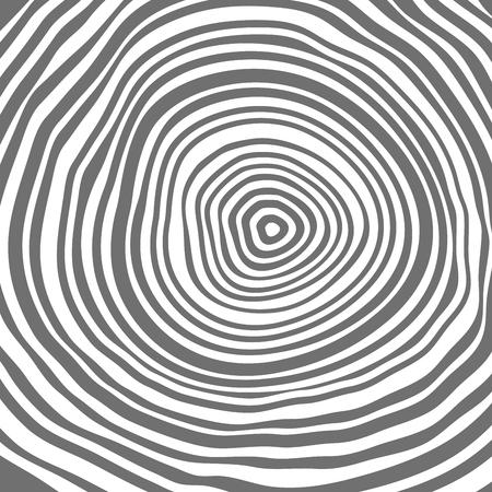 stump: Tree rings background.  Vector illustration.