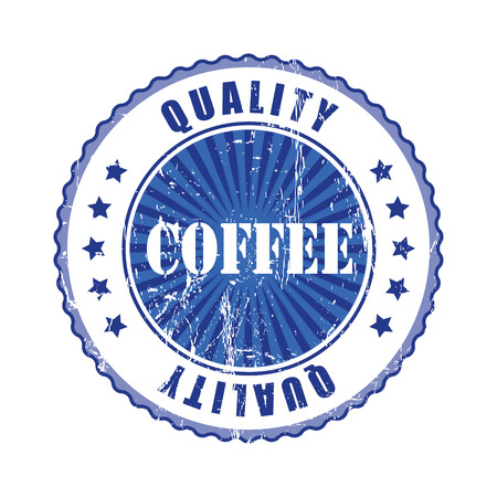 coffe: Coffe Quality Stamp.