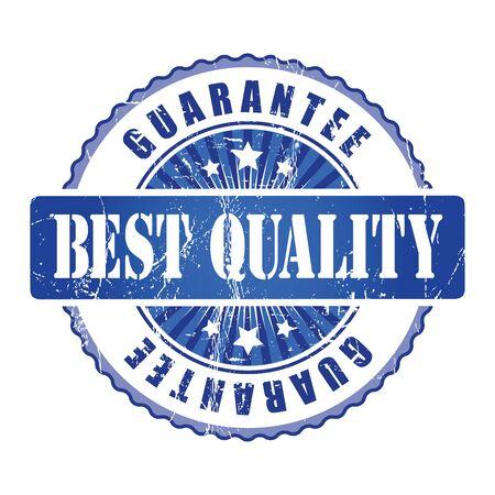 Beste Kwaliteitsgarantie Stamp.