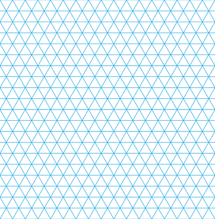 grid paper: Isometric grid paper. Seamless pattern.Square grid background.