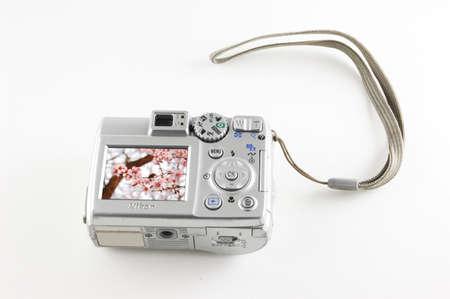compact digital camera Stock Photo - 4916061