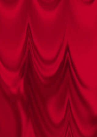abstract backgrounds  - Effect of red waves photo