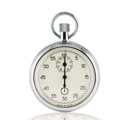 elapsed: Analog stop watch (it is made in the USSR)