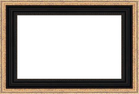 Art framework under photos of any size photo