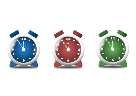 alarm clocks Stock Photo - 3139998