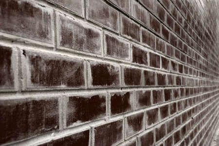 brick background. A brick wall, a photo with prospect Stock Photo - 3590189