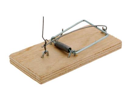 mousetrap: trappola per topi Archivio Fotografico