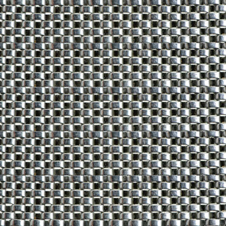 Texture metal. An iron surface in the form of a chain armour Stock Photo - 4233300