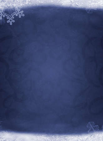 Christmas background. Elements of a snow, snowflakes, an ice photo