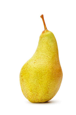 Pear. Fruit isolated on white background Stock Photo - 12920757