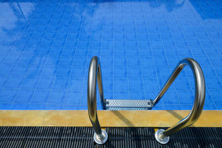 The details of the swimming pool in the open air Stock Photo - 17230841