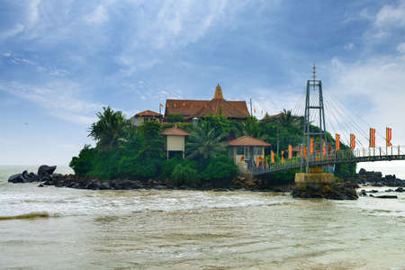 The national Museum on the island. Country Of Sri Lanka
