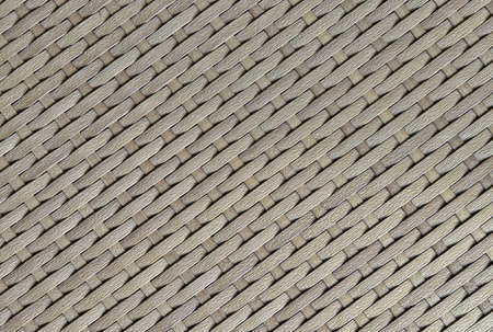 braided texture.The pattern of the overlapping strips.