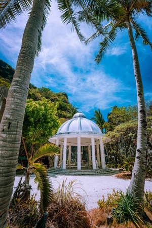 Matinloc Shrine exotic must visit tourist destinations Island El Nido Marine Reserve Park