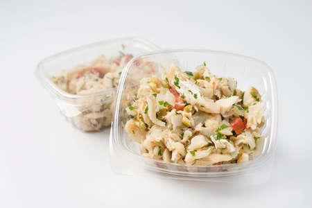 codfish: codfish salad