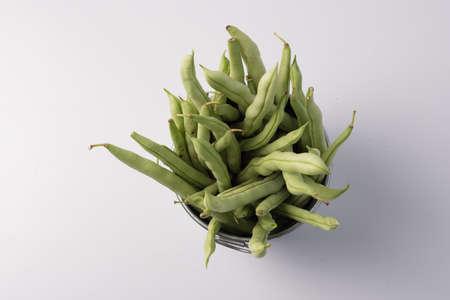 haricot vert: Haricot vert, string beans, french beans