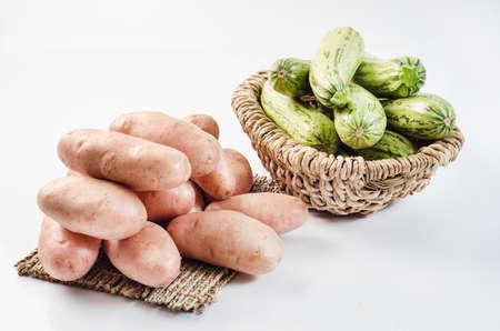 asterix: Potato and Zucchini