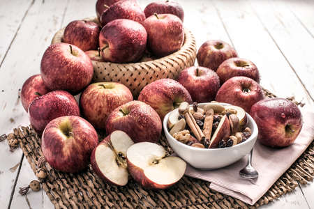 maca: Red apple from Argentina