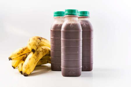 acai: Acai berry with banana