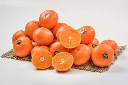 tangerine: Spanish tangerine, tangerine